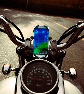 Review of MOTOPOWER MP0619 Universal Cell Phone Mount Holder