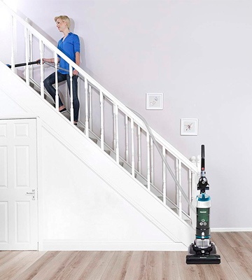 Review of Hoover Breeze Evo TH31BO02 Pets Upright Vacuum