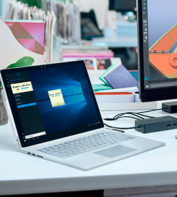 Review of Microsoft Surface Book Touchscreen Laptop