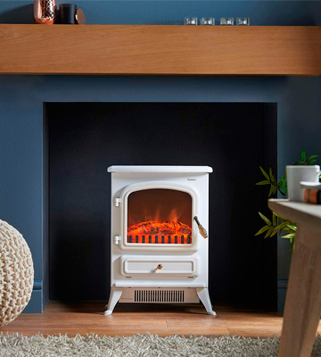 Review of VonHaus 14/025 Freestanding Electric Fireplace Stove