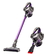 VYTRONIX NIBC22 Cordless Upright Handheld Stick Vacuum Cleaner