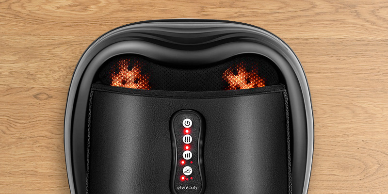 Review of ETEREAUTY EMK-739B Foot Massager Shiatsu
