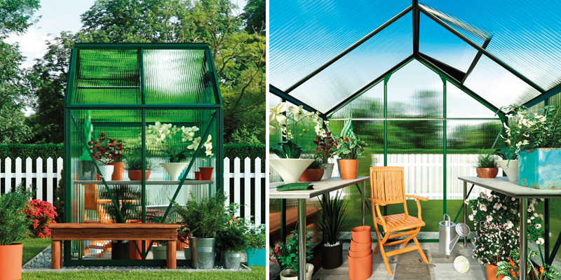 Review of Garden Grow D9399A 6x4 ft Greenhouse