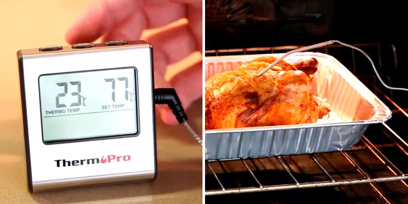 Review of ThermoPro TP16 Cooking Thermometer