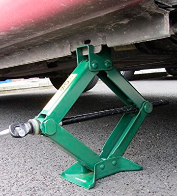 Review of XtremeAuto WLW1 1 Tonne Scissor Jack