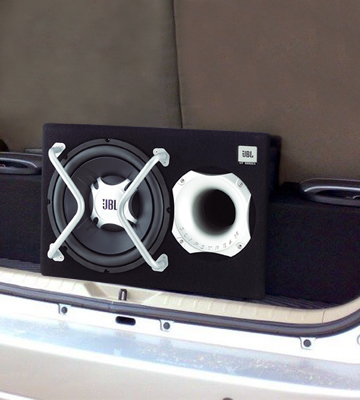Review of JBL Car GT-BassPro 12 Amplified Subwoofer System