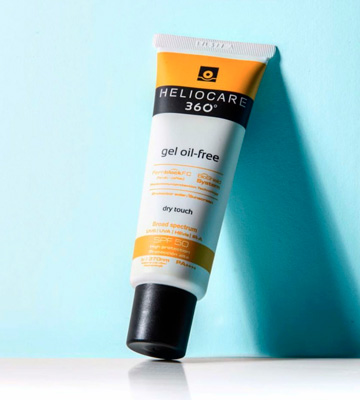 Review of Heliocare Oil-Free Sun Protection Gel