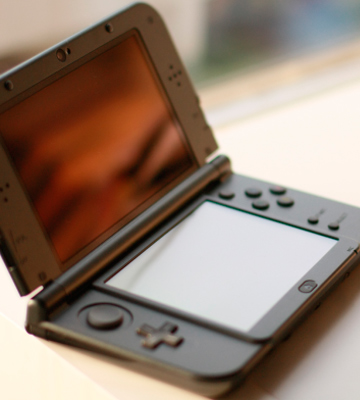 Review of Nintendo 3DS XL Handheld Console