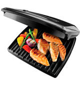 George Foreman 23431 4-Portion Family Health Grill