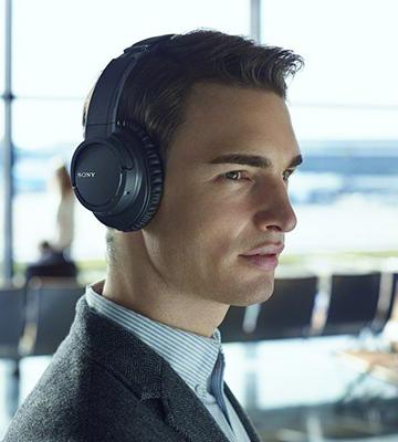 Review of Sony MDR-ZX770BN Wireless and Noise Cancelling Headphones