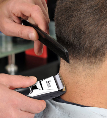 Review of SURKER Hair Clipper Cordless Hair Cutting Kit with LED Display