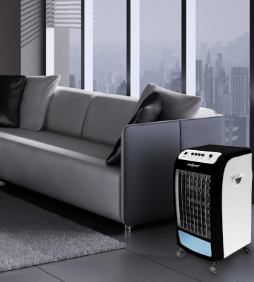 Review of OneConcept ACO3 Caribbean Blue 3-in-1 Air Cooler