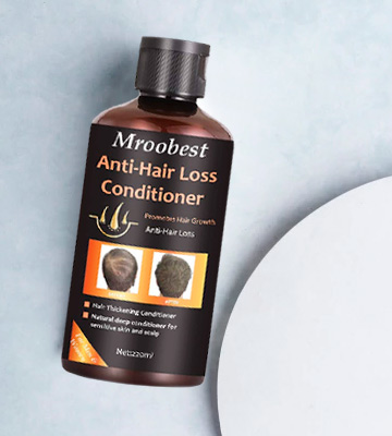 Review of Mroobest Anti-Hair Loss Conditioner Hair Growth Conditioner, Damaged Hair Mask, Hair Conditioner