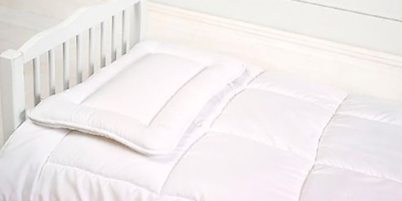 Review of Roma Anti Allergy Cot Bed Pillow Premium Quality Super Soft