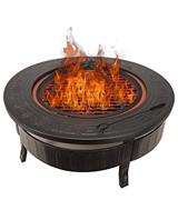 RayGar FP34 3 in 1 Round Fire Pit