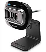 Microsoft LifeCam HD-3000 USB Port Webcam