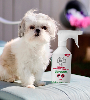 Review of Cooper And Gracie Flea & Tick Protection Spray
