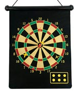 Fusion Magnetic dartboard Roll Up