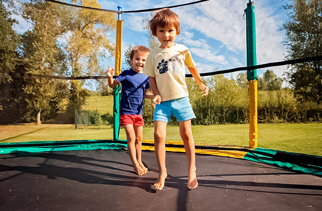 Best Kids Trampolines