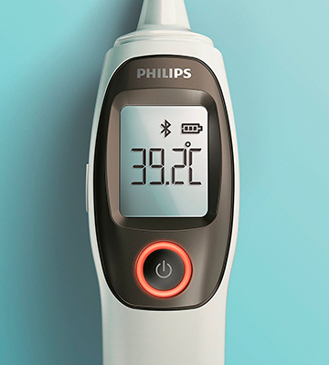 Review of Philips Connected Ear Thermometer