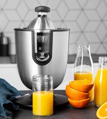 coolest juicer ever spills less than