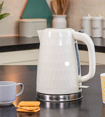 Review of Russell Hobbs 26052 Honeycomb Cordless Electric Kettle