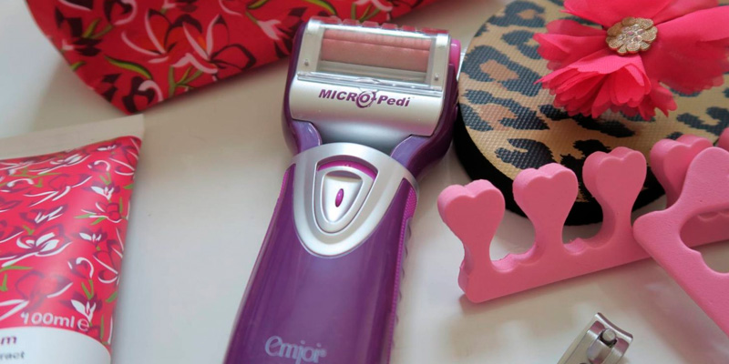 Review of Emjoi MICRO Pedi Power Callus Remover