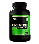 Optimum Nutrition Unflavoured Creatine Monohydrate Tablets