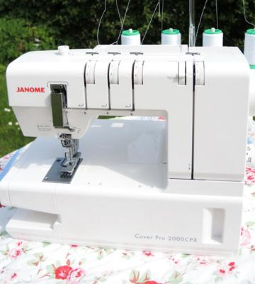 Review of Janome CoverPro 2000 CPX