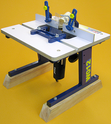 Review of Charnwood W012 Bench Top Router Table
