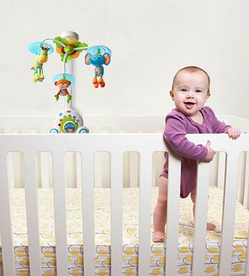 Review of Tiny Love 33313024 Baby Mobile