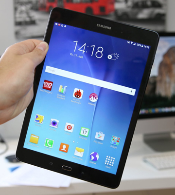 Review of Samsung Galaxy Tab A (SM-T580NZKEBTU) 10.1 Wi-Fi Tablet (2GB RAM, 32GB eMMc)