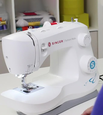 Review of SINGER Fashion Mate 3342 Sewing Machine