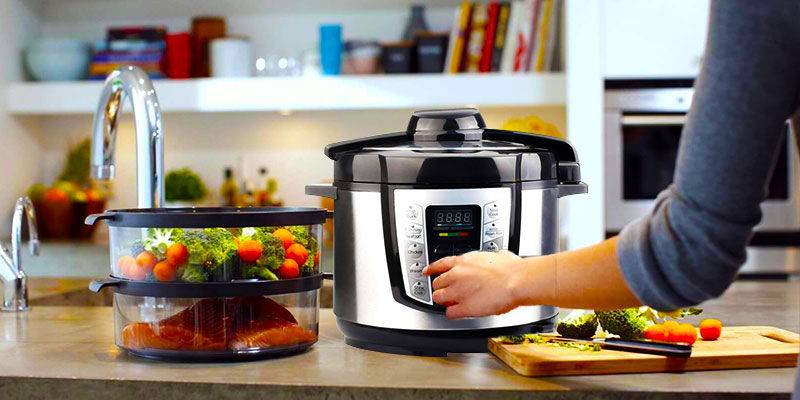 Review of PowerDoF YA500 Multi-Function Programmable Electric Pressure Cooker