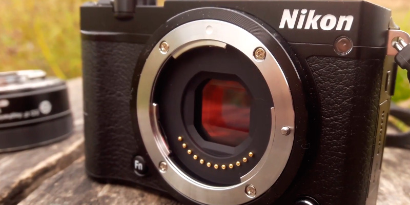 Review of Nikon 1 J5 Compact System Camera