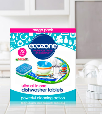 Review of Ecozone Ultra All-in-One Dishwasher Tablets