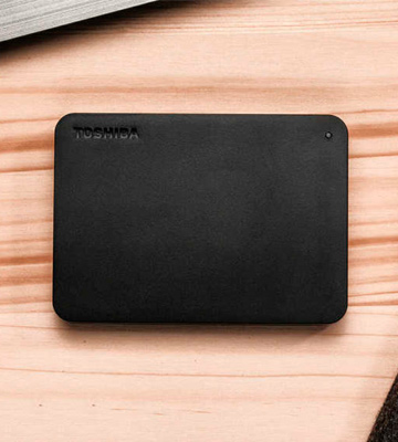 Review of Toshiba Canvio Basics Portable Hard Drive for PlayStation 4
