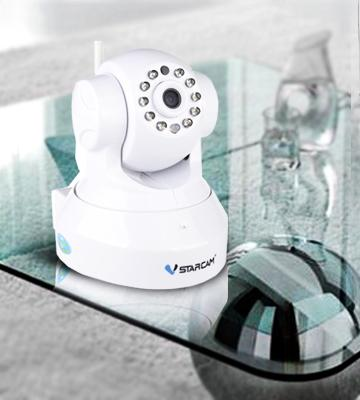 Review of Vstarcam Home Surveillance Camera