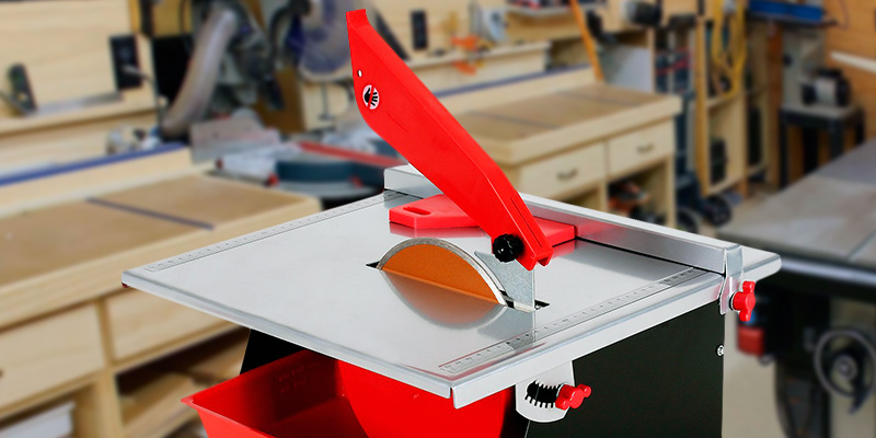 Review of EBERTH TC3-UK-EF600 Electric Tile Cutter