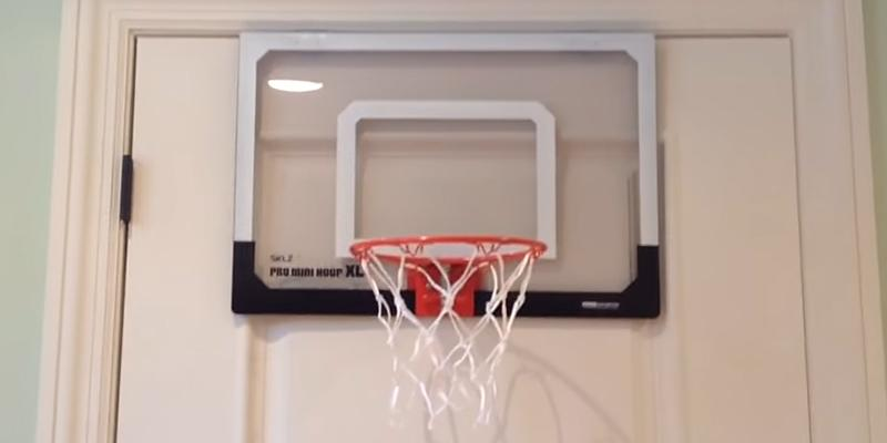 Review of SKLZ Pro Mini Basketball Hoop