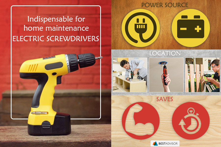 Comparison of Electric Screwdrivers for Home and Worksite