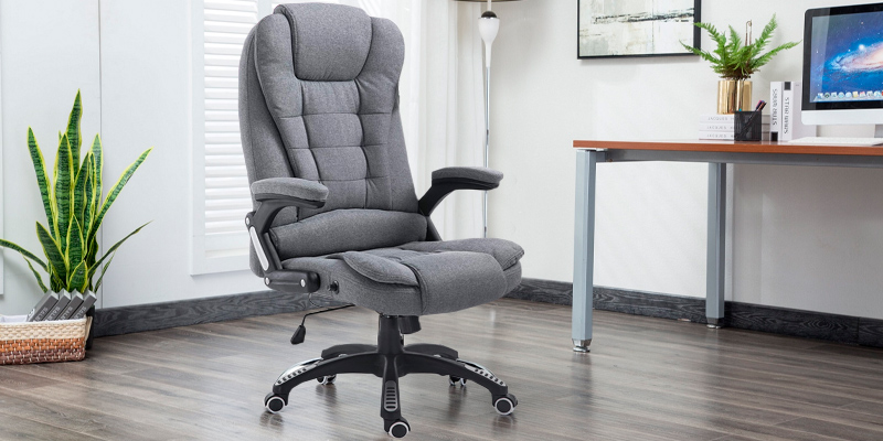 Review of Cherry Tree Furniture (MO17) Executive Recline Extra Padded Office Computer Chair