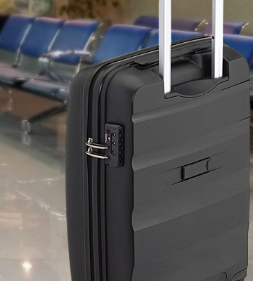 Review of American Tourister Bon Air 4 Wheel 55cm-31,5L Suitcase
