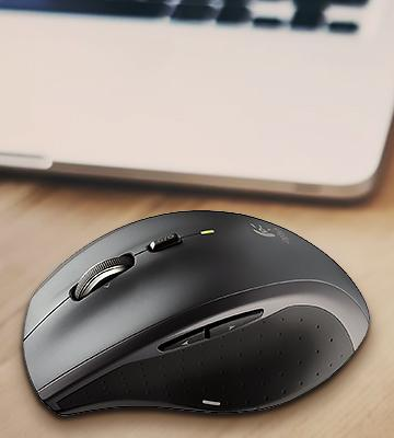 Review of Logitech M705 Wireless Mouse