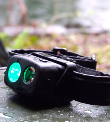 Review of Ridgemonkey VRH300 Rechargeable Headtorch