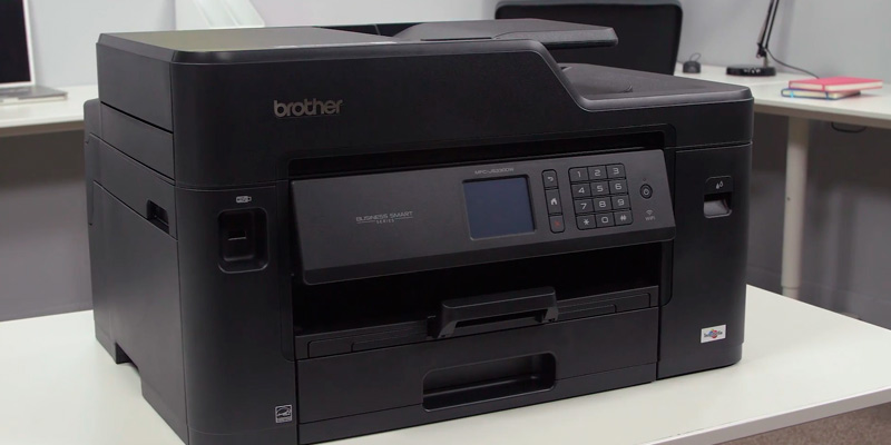 Review of Brother MFC-J5330DW All-in-One Wireless Printer