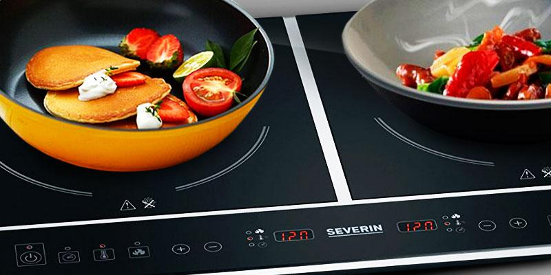 Review of Severin DK 1031 Table Top Double Induction Hob