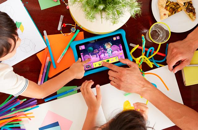 Comparison of Tablets for Kids That Help Grow Smart