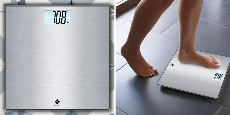 Review of Etekcity High Precision Bathroom scale