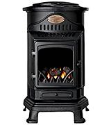 Calor Provence 3kw Portable Flueless Gas Stove Heater